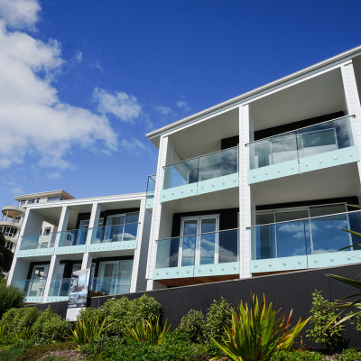 Oceanview Apartments on St Aubyn